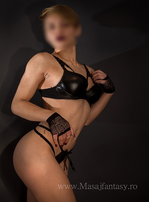 Ela - Fantasy Masaj Erotic Bucuresti